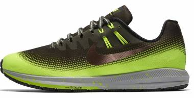 Nike Air Zoom Structure 20 Shield - Green (849581300)
