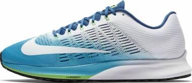 Nike Air Zoom Elite 9 - Blu Chlorblau Weiß Industriell Blau