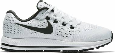 Nike Air Zoom Vomero 12 - Weiß White Pure Platinum Black (863762100)