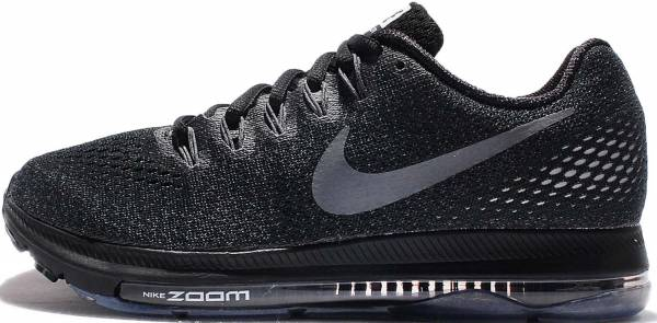 buy online 91127 26e9b Nike Zoom All Out Low Black