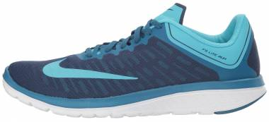 Nike FS Lite Run 4 - Binary Blue/Chlorine Blue