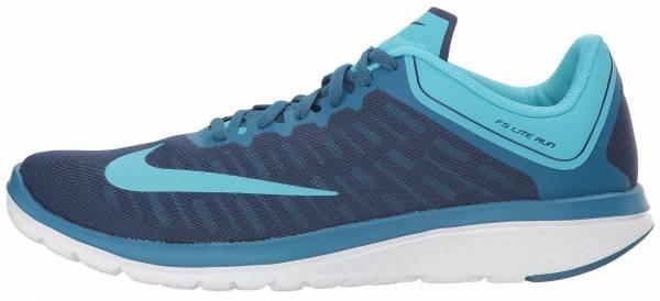Nike FS Lite Run 4 - Binary Blue/Chlorine Blue