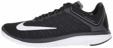 Nike FS Lite Run 4 - (002) Black/White Anthracite
