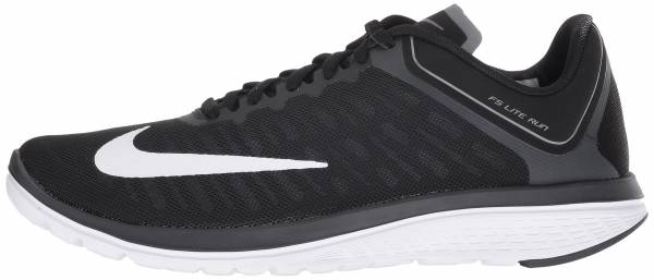 Nike Men's FS Lite Run 2 Black/Poison Green/Volt