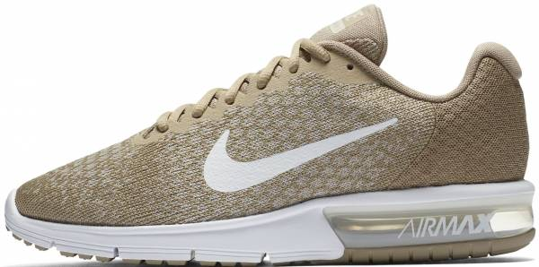 Nike Air Max Sequent 2 - Pale Grey Light Bone 011
