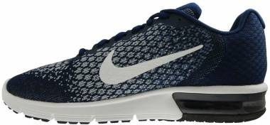 Nike Air Max Sequent 2 - Blue (852461400)