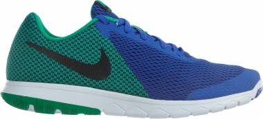 Nike Flex Experience RN 6 - Blu Paramount Blue Black Stadium Green White (881802400)