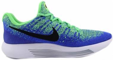 Nike LunarEpic Low Flyknit 2 Blue Men