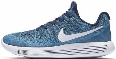 Nike LunarEpic Low Flyknit 2 - Blue