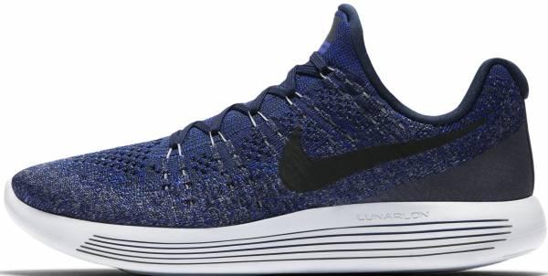 Nike LunarEpic Low Flyknit 2 - blauw (863779406)