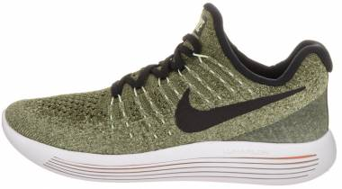 Nike LunarEpic Low Flyknit 2 - Green