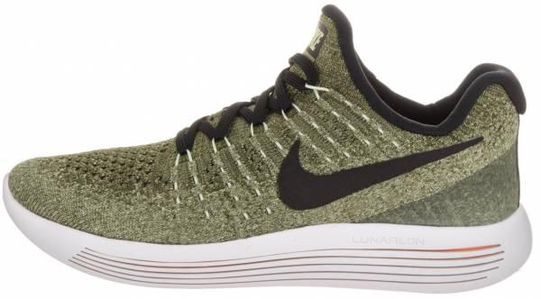 Nike LunarEpic Low Flyknit 2 - Green