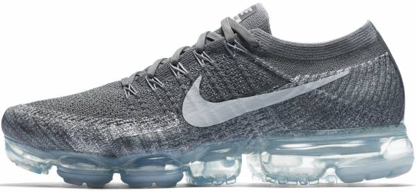 Nike Air Design Vapormax Flyknit Awesome Mens/Womens Good Colorful Sole mazarine Running Shoes