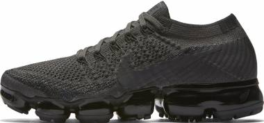 Nike Air VaporMax Flyknit Black Men