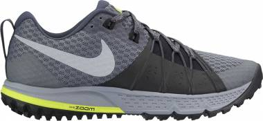 newest 2dda7 9f63b Nike Air Zoom Wildhorse 4 Grey Men