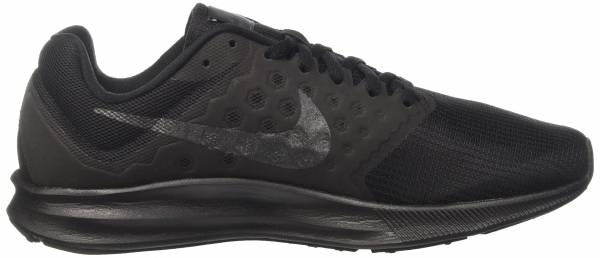 Nike Downshifter 7 Black/Metallic Hematite/Anthracite