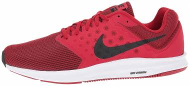 Nike Downshifter 7 - Gym Red/Black/White