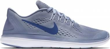 Nike Flex RN 2017 - Dark Sky Blue/Gym Blue/Glacier Grey