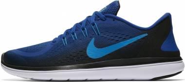 Nike Flex RN 2017 - Blue (898457402)
