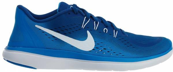 Nike Flex RN 2017 - Blue (898457403)