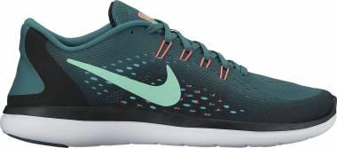 Nike Flex RN 2017 - Blue (898476401)