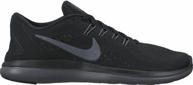 Nike Flex RN 2017 - Black/Metallic Hematite/Anthracite/Dark Grey
