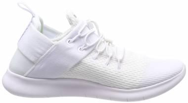 Nike Free RN Commuter 2017 - Bianco Weiß Weiß Weiß (880842009)