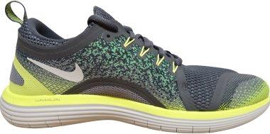 Nike Free RN Distance 2 - Stealth/Off White-dark Grey