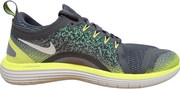 Nike Free RN Distance 2 Mehrfarbig (Stealth/Off White-dark Grey)