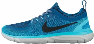 Nike Free RN Distance 2 - Azul (863776400)