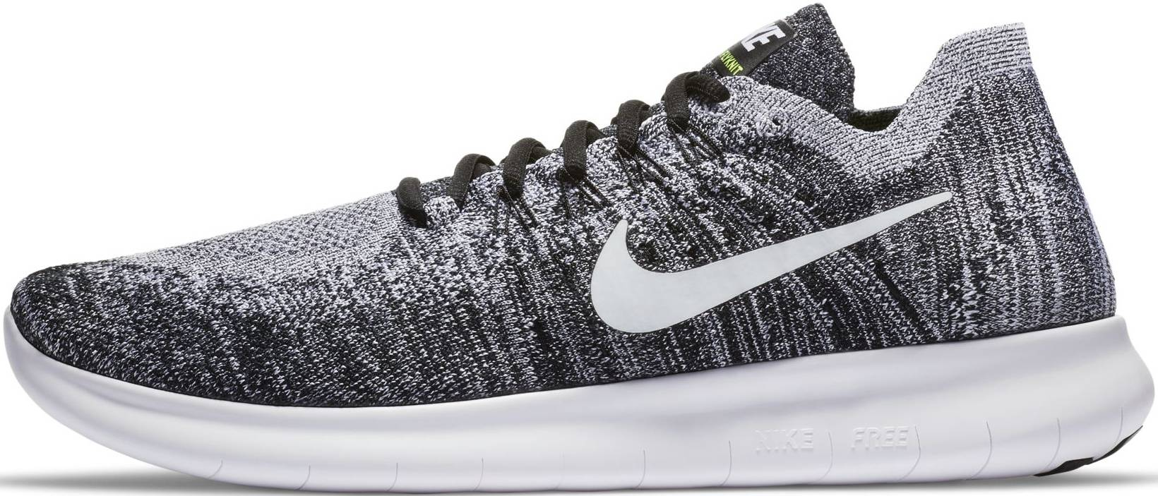 Autocomplacencia Deseo Notorio  Nike Free RN Flyknit 2017 only $100 + review | RunRepeat