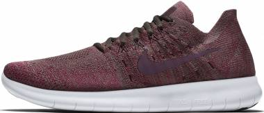 Nike Free RN Flyknit 2017 Purple Men