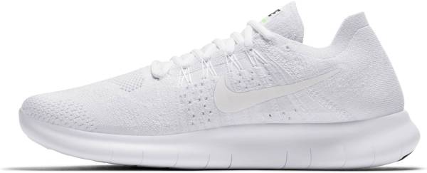 watch 0adf1 770c6 Nike Free RN Flyknit 2017 White