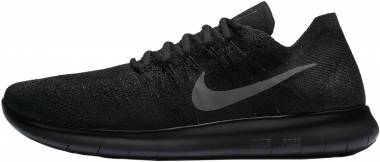 Nike Free RN Flyknit 2017 - Black/Anthracite-anthracite