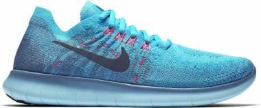 Nike Free RN Flyknit 2017 - Blue (880844400)