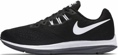 Nike Air Zoom Winflo 4 Black / White Men