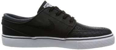 Nike SB Zoom Stefan Janoski Leather - BLACK (616490016)