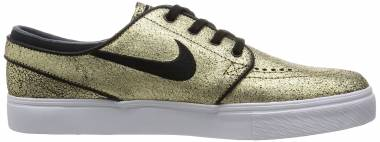 Nike SB Zoom Stefan Janoski Leather - Gold