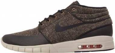 Nike SB Stefan Janoski Max Mid - Brown (807507206)
