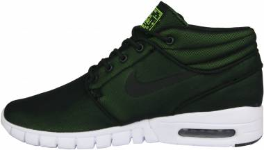reputable site 82030 f9479 Nike SB Stefan Janoski Max Mid Green Men