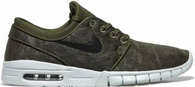 Nike SB Stefan Janoski Max - Legion Green / Black-pure Platinum