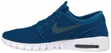 Nike SB Stefan Janoski Max - Blue (631303301)