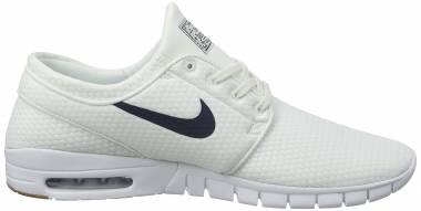 Nike SB Stefan Janoski Max - White (631303103)