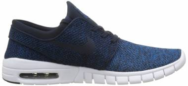 Nike SB Stefan Janoski Max - Industrial Blue/Obsidian-photo Blue
