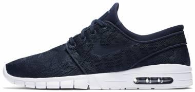 Nike SB Stefan Janoski Max - Blue (631303447)