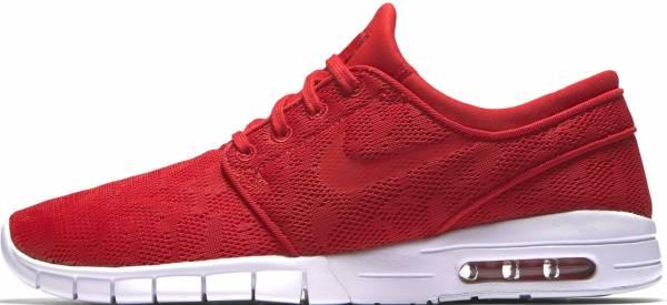 Nike SB Stefan Janoski Max - Red