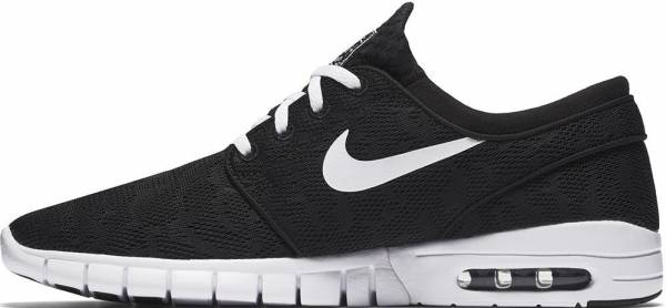 official photos d1b10 becc2 Nike SB Stefan Janoski Max Black