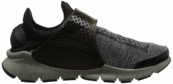 quality design 7f8fe e6bec Nike Sock Dart SE Premium Black White University Red