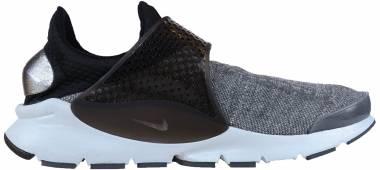 Nike Sock Dart SE Premium - Dark Grey/Black-Pure Platinum