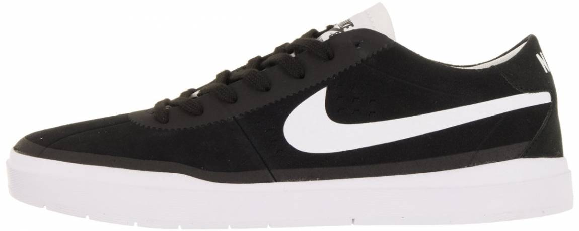 Lingüística Y así mini  Nike SB Bruin Hyperfeel sneakers in black + grey (only $77)   RunRepeat